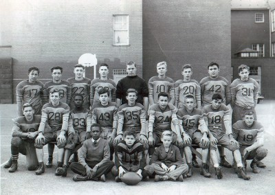 Washington Jr High Football