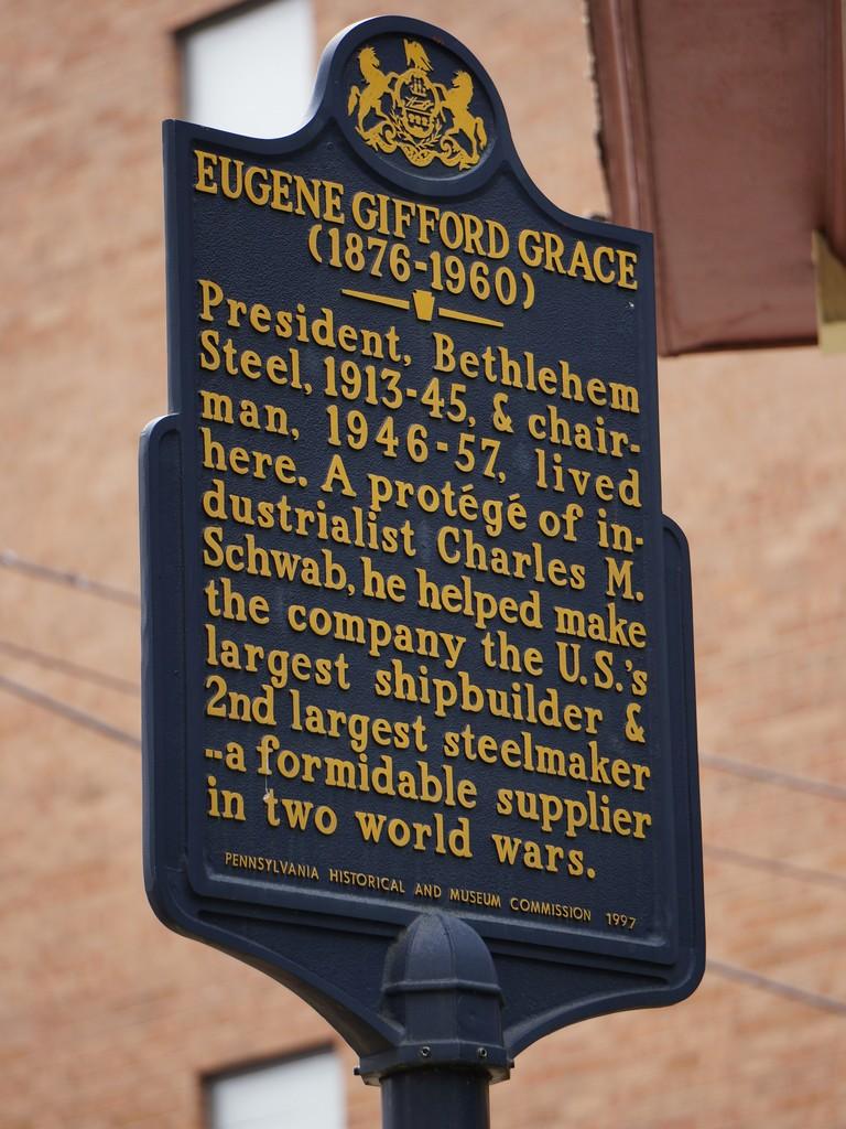 Eugene Grace